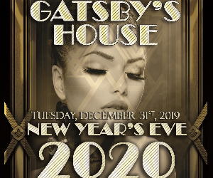 New Year's Eve at Gatsby's House