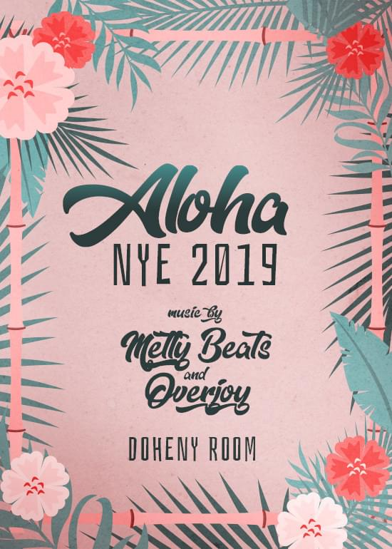 Aloha NYE 2020