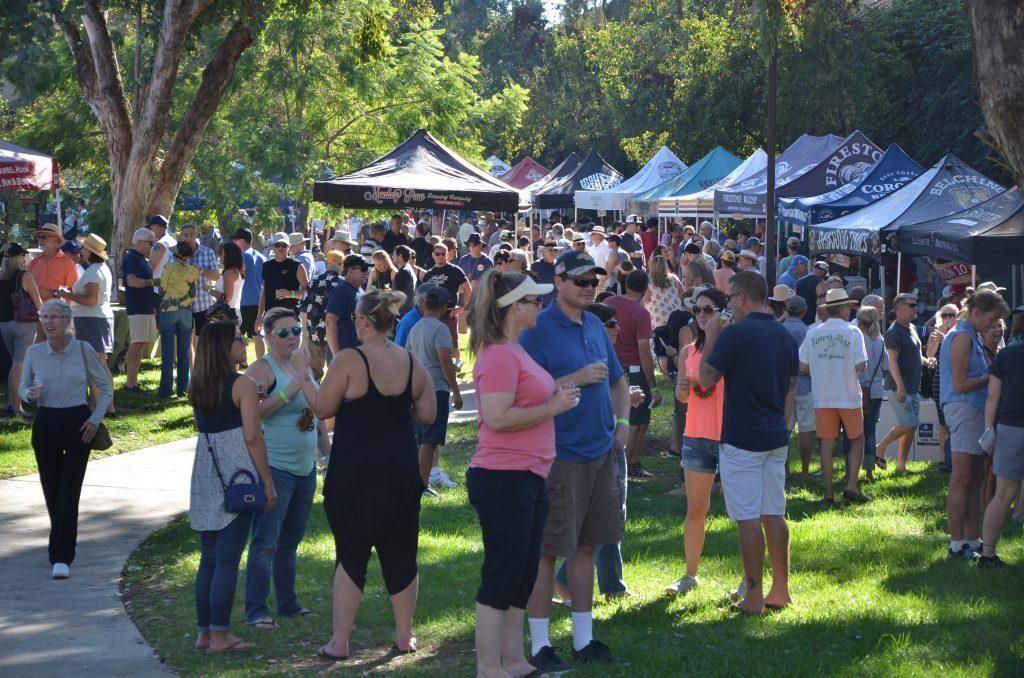 Rancho BEERnardo Festival