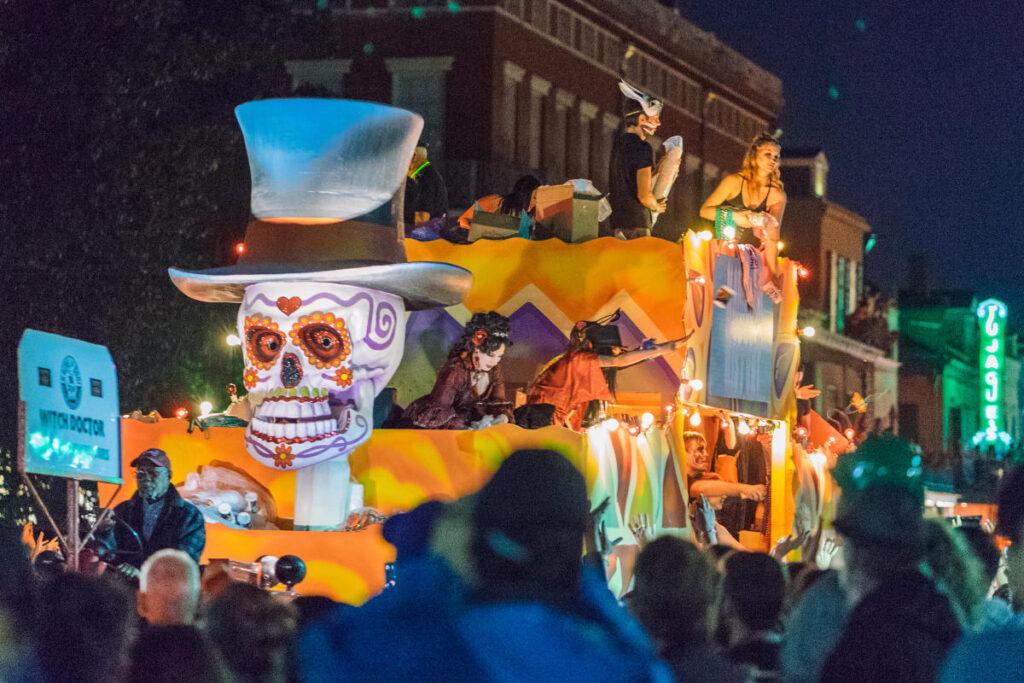 Krewe of Boo Parade