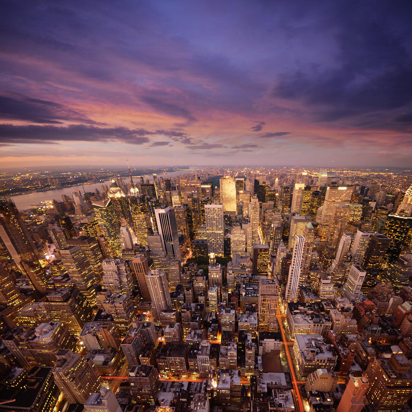 New York Januar 2021