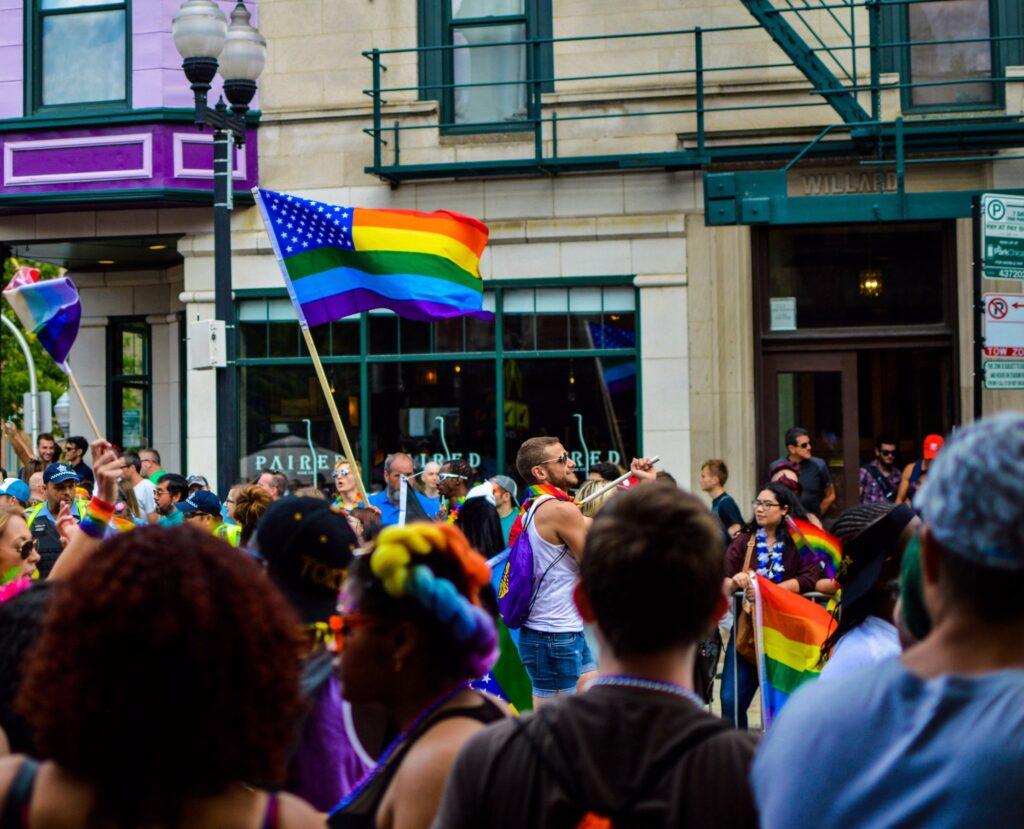 San Francisco Pride Parade & Festival