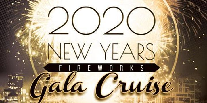 San Francisco New Years Eve 2020 Fireworks Gala Cruise