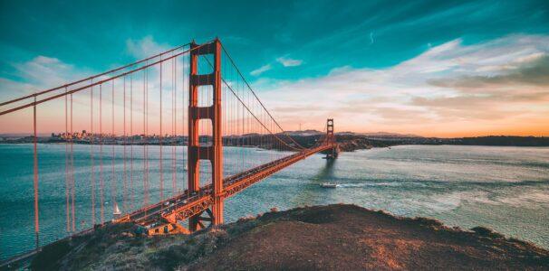 Bike across the Golden Gate Bridge