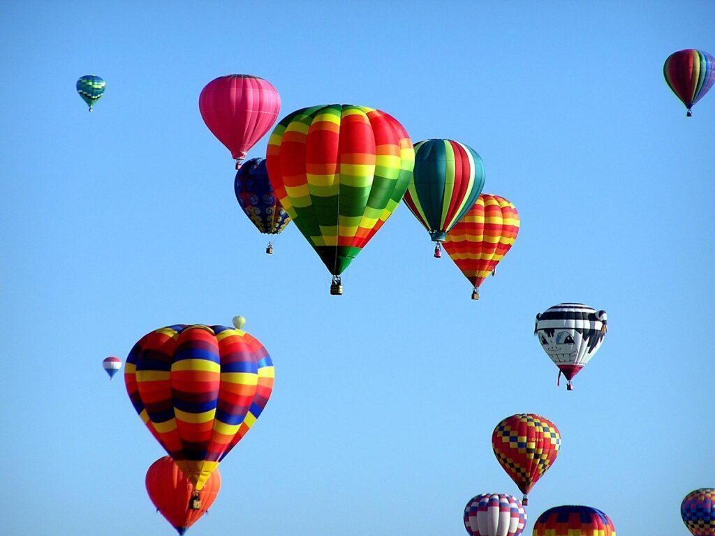 Balloons Over Horseshoe Bay Resort