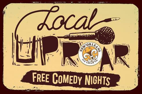 Local Uproar (Stand-Up)
