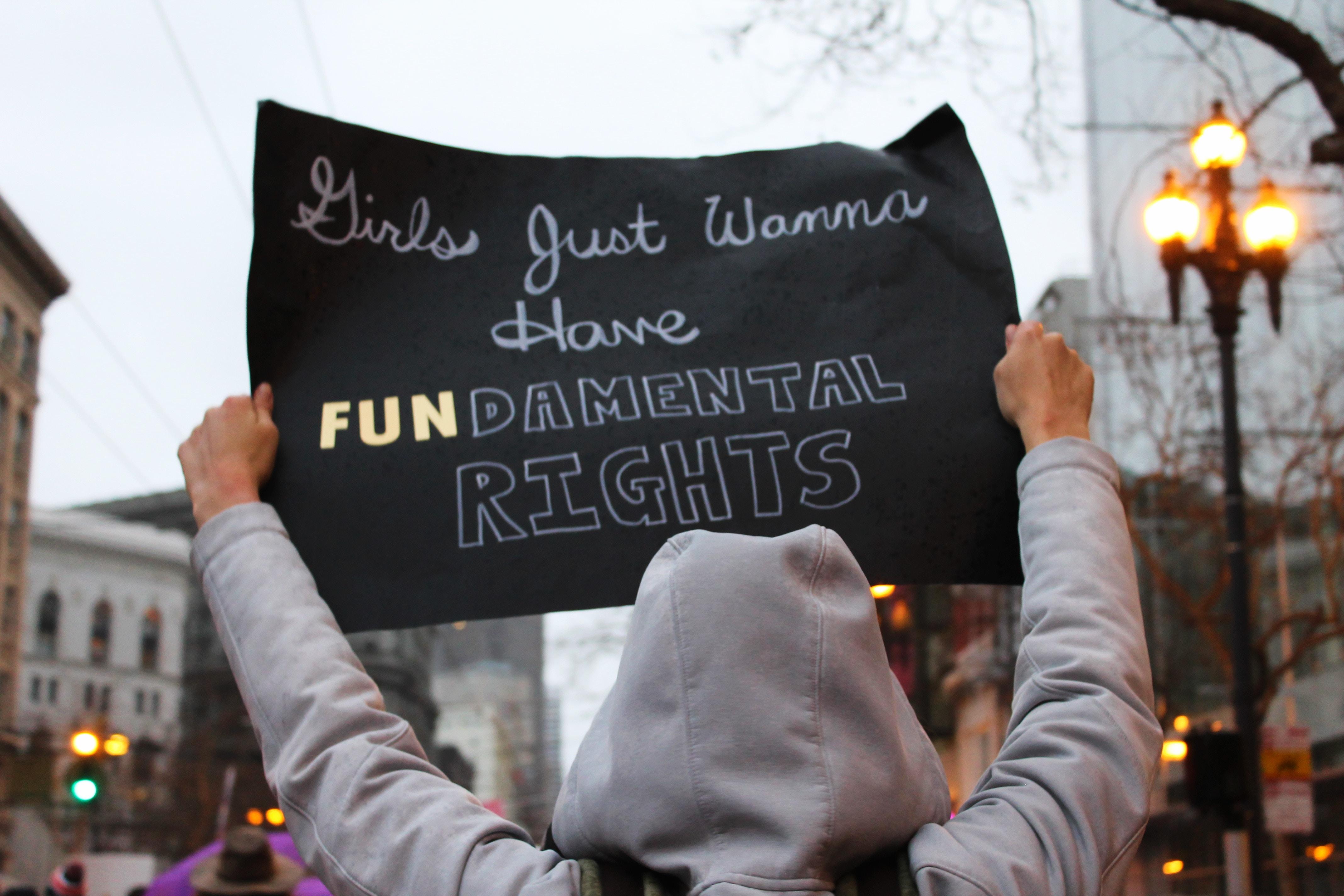 Women's March San Diego 2020
