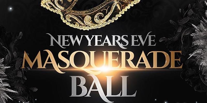 New Year's Eve 2020 Masquerade Ball