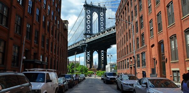 Spend the day in DUMBO, Brooklyn