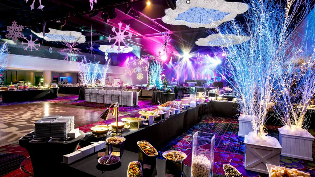 Marriott Marquis Times Square New Year\'s Eve Party
