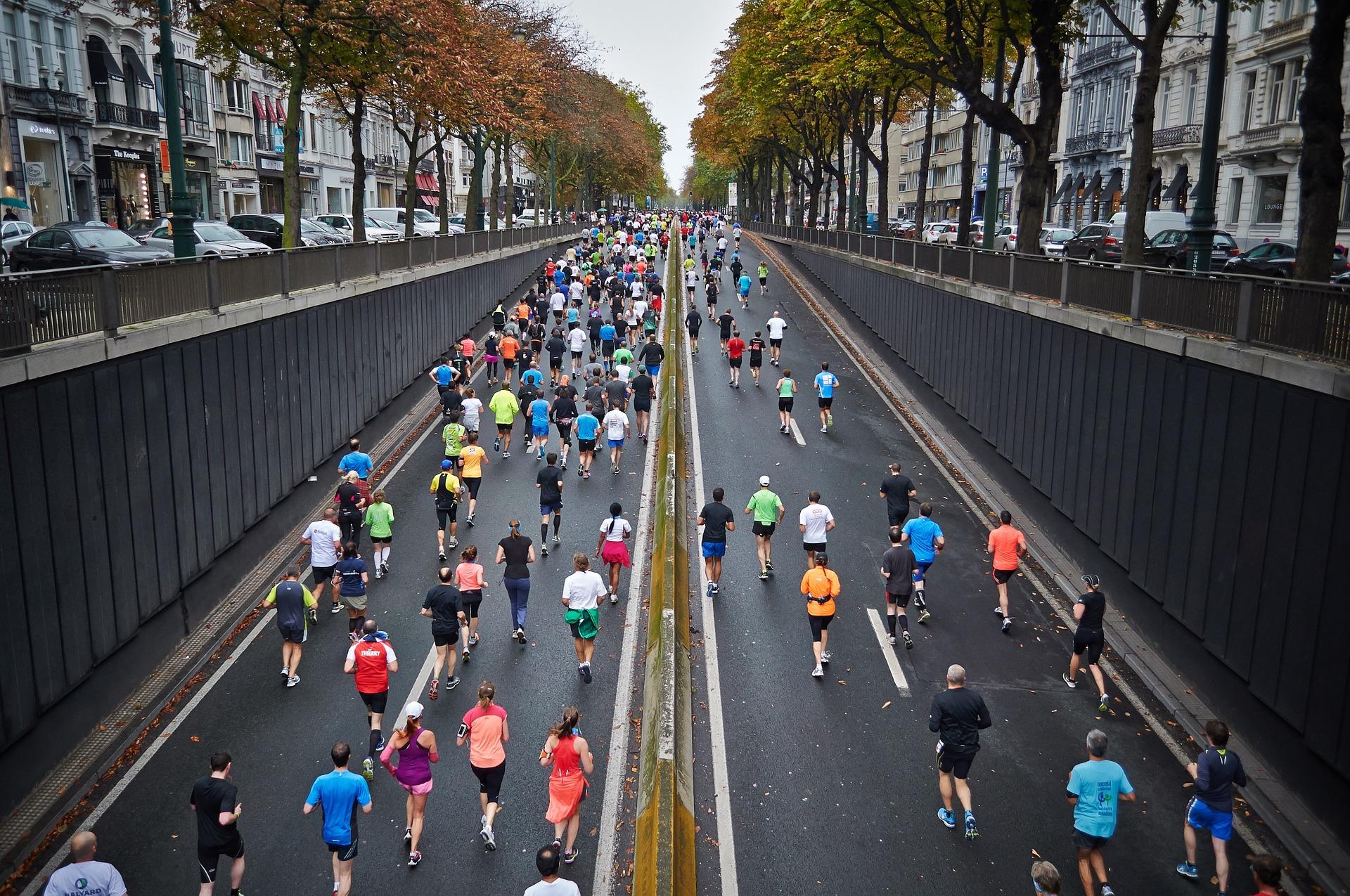 Austin Marathon, Half-Marathon, & 5K