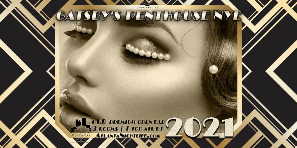 Gatsby's Penthouse - Atlanta New Year's 2021