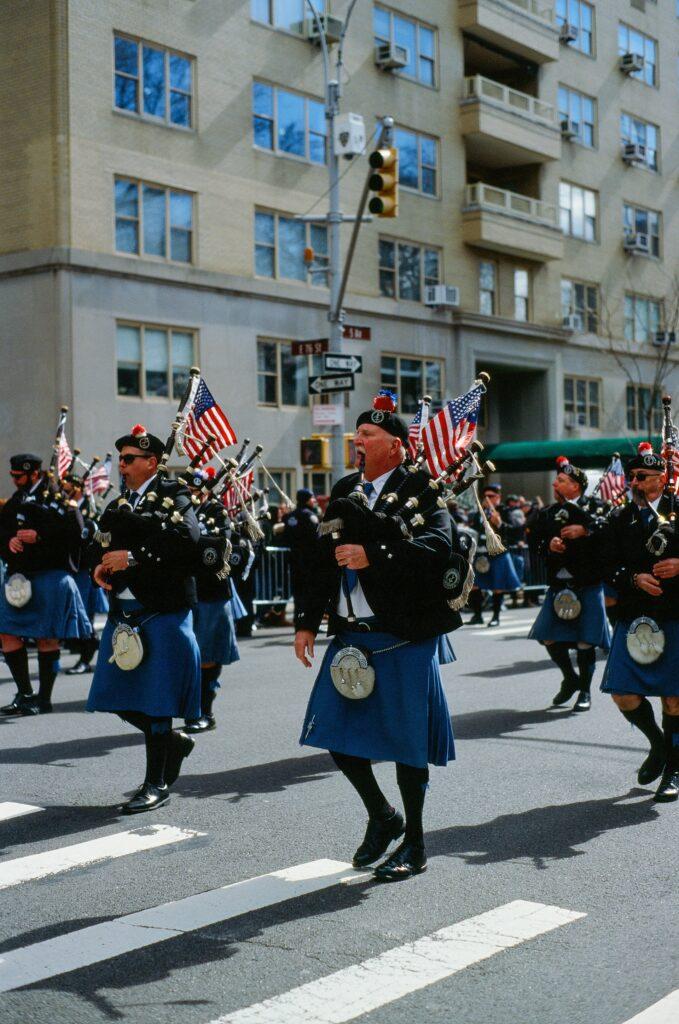Irish Channel St. Patrick\'s Day Parade