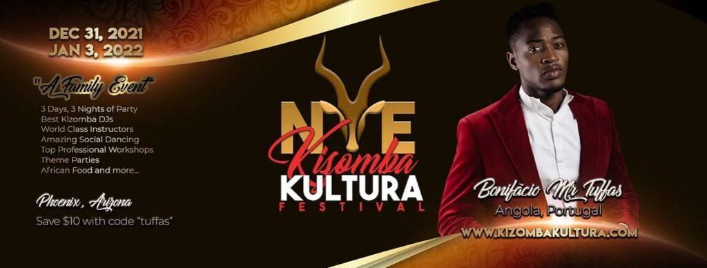 NYE Kizomba Kultura
