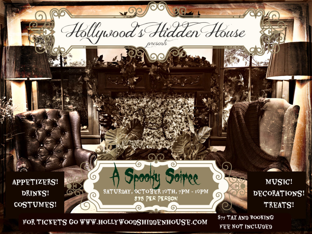 Spooky Soiree with Delicious Treats and Potions
